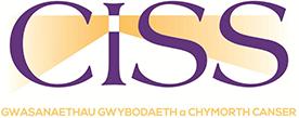 Gwasanaethau Gwybodaeth a Chymorth Canser - logo